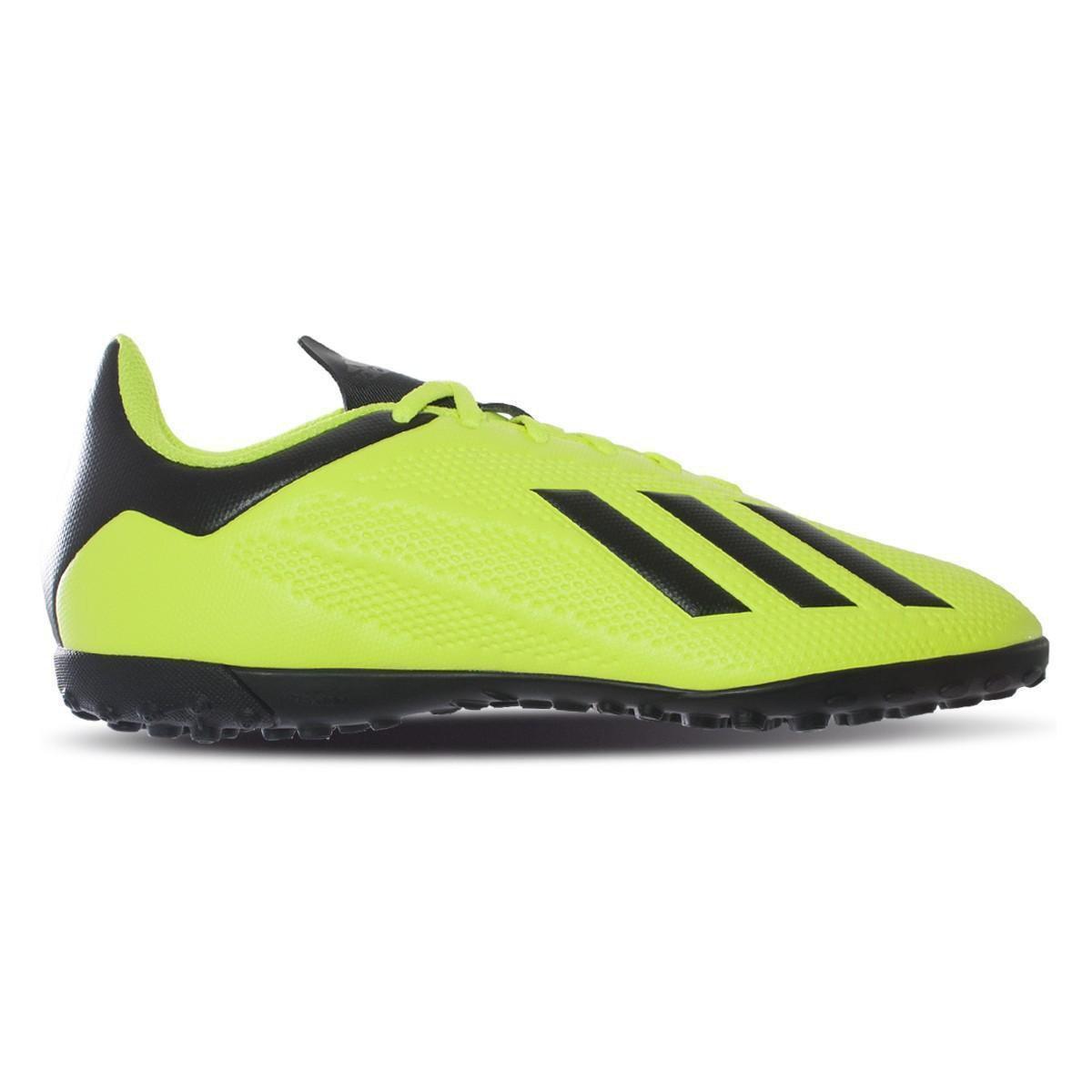 Chuteira Society Adidas X Tango 18 4 TF Masculina 460c0925289b1