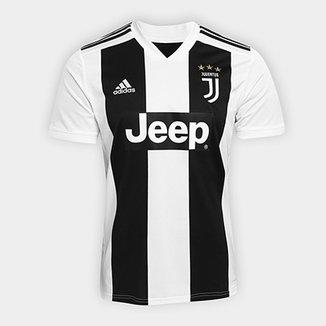 d8a2b0833fae5 Camisa Juventus Home 2018 s n° - Torcedor Adidas Masculina