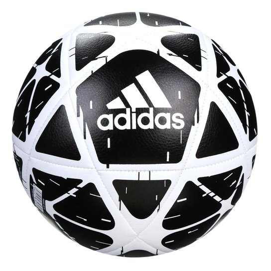 Bola de Futebol Campo Adidas Glider - Preto e Branco - Compre Agora ... 8747c8e244e7c