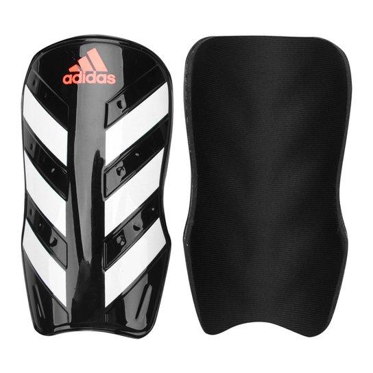 9dfdd5067b Caneleira Futebol Adidas Everlesto - Preto e Branco - Compre Agora ...
