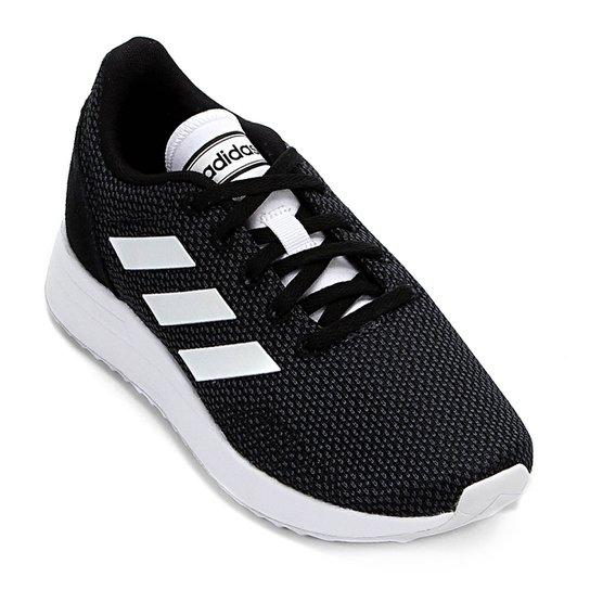 6979cbbf9ec Tênis Infantil Adidas Run 70s - Preto e Branco - Compre Agora