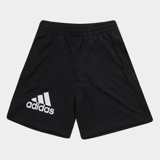 Compre Short Adidas Infantil Online  a563549fb17