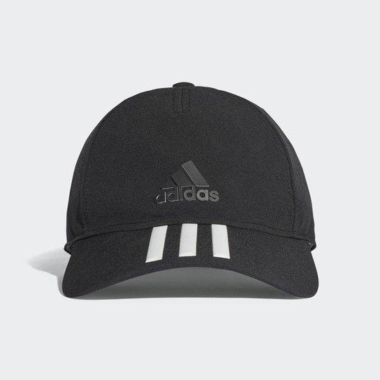 Boné Adidas C40 3S Climalite Aba Curva - Compre Agora  c8491c4de8a