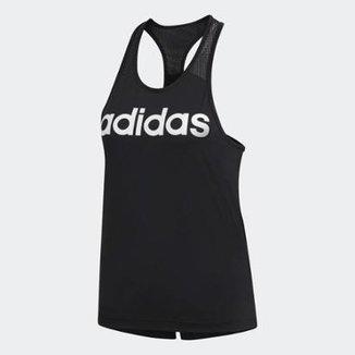 Compre Camiseta Regata Adidas Dry Fit Online  e58a08f211cfb