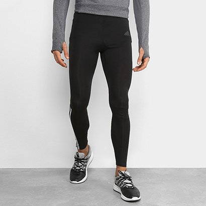 Calça Adidas Run 3Stripes Masculina