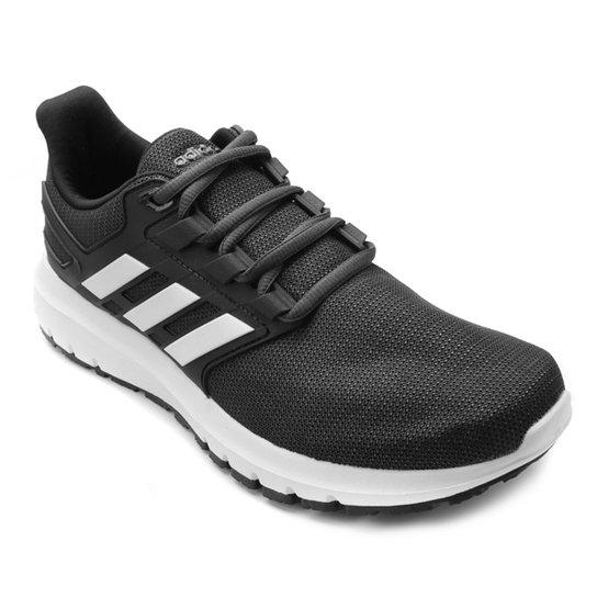 Tênis Adidas Energy Cloud 2 Masculino - Preto e Branco - Compre ... 2584012e29a