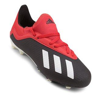 7e5508e896 Chuteira Campo Infantil Adidas X 18 3 FG