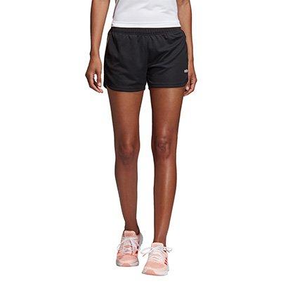 Bermuda Adidas D2M 3 Stripes Feminina