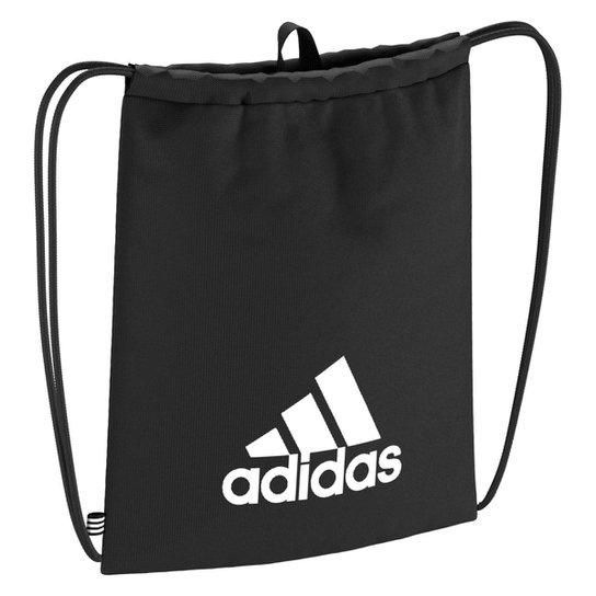 0cf13b610 Sacola Adidas Gym Bag Tiro - Preto e Branco | Netshoes