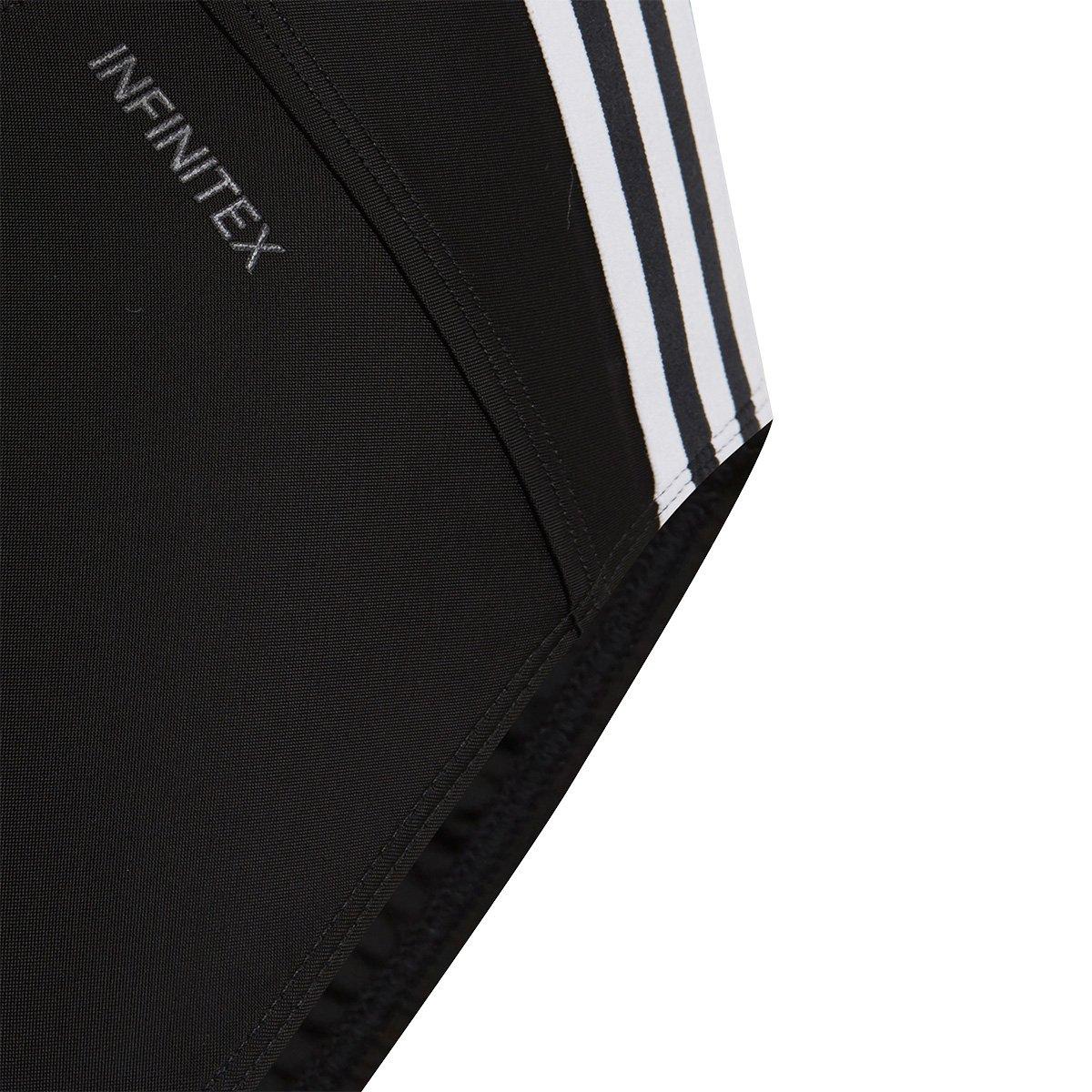 Maiô Infantil Adidas Atly V 3-Stripes - Tam: 9/10A - 4