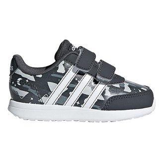 3eeac1a4bb Tênis Infantil Adidas VS Switch 2 Feminino