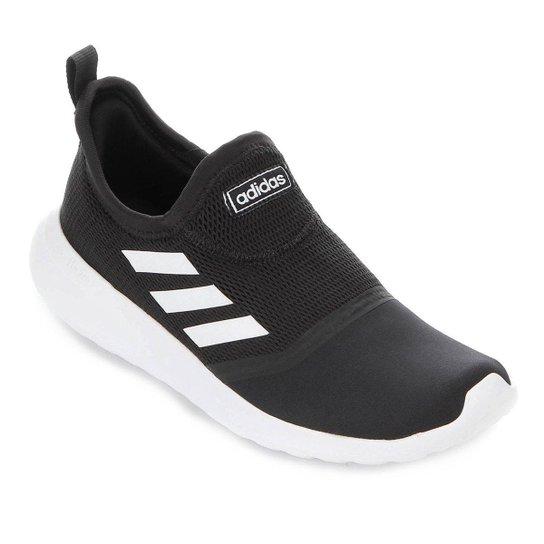 9f174c706 Tênis Adidas Lite Racer Slipon - Preto e Branco | Netshoes