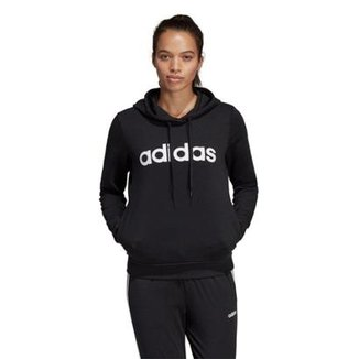 172a744590f Moletom Adidas Essentials Linear Feminino