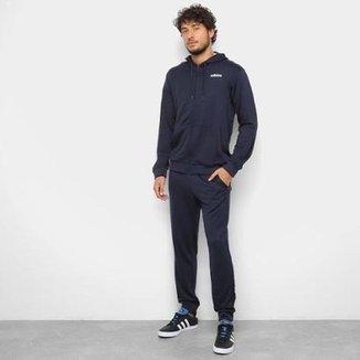 4c5d6a72d98 Agasalho Adidas Capuz Hood Masculino