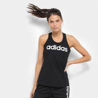 Regata Adidas Essentials Linear Slim Feminina b85eec68bc1ed