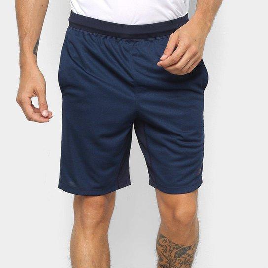 1bea29a37 Short Adidas 4Kspr 3 Stripes 9'' Masculino - Marinho e Branco | Netshoes