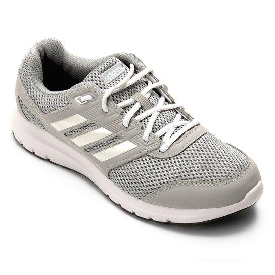 ca46665ef0 Tênis Adidas Duramo Lite 2.0 Feminino - Cinza e Branco - Compre ...