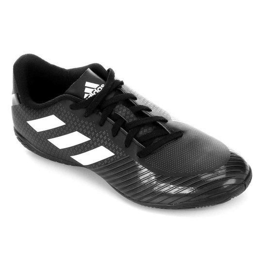 e664210aa3 Chuteira Futsal Adidas Artilheira III IN - Preto e Branco