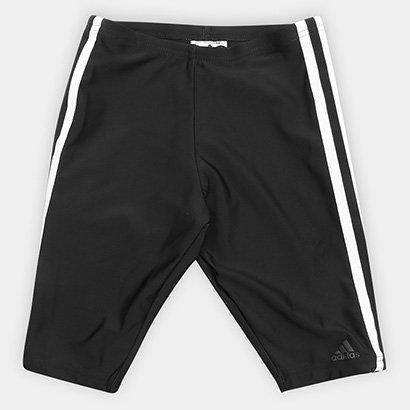 Short Adidas Infantil Fitness 3 Stripes Jammer Boys