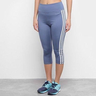 Calça Legging Adidas 3/4 D2M Feminina