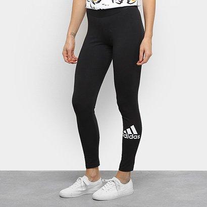 Calça Legging Adidas MH Bos Feminina
