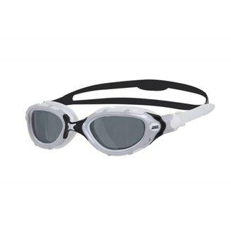 Óculos De Natação Zoggs Predator Flex Lente Polarizada Fumê 0b0201b0ed