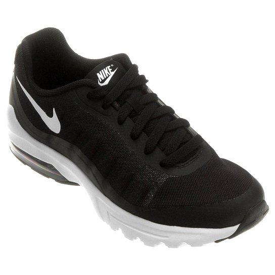 8e7e8db9e6 Tênis Nike Air Max Invigor Masculino - Preto e Branco - Compre Agora ...