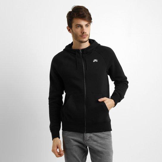 e15ff0543b86c Jaqueta Nike SB Icon Fz Hoodie c  Capuz - Compre Agora