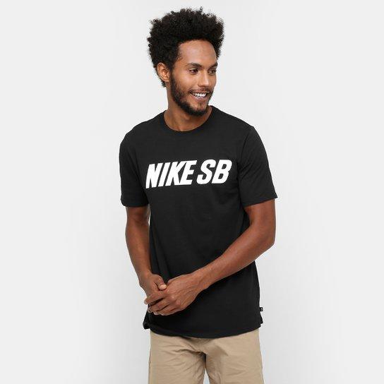 63ece8d91b Camiseta Nike Sb Block Tee - Compre Agora