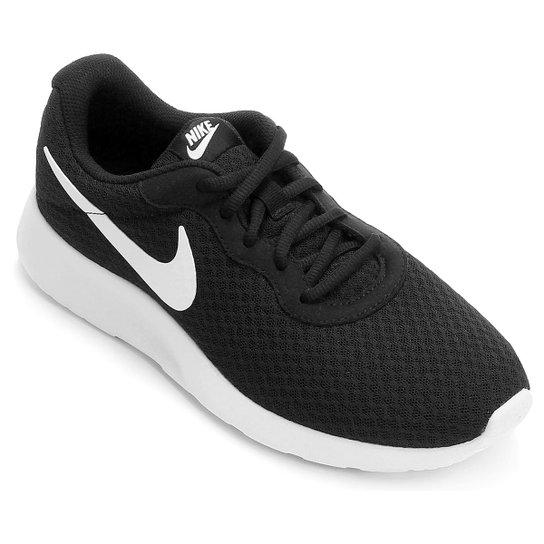 d7201b33cb1 Tênis Nike Tanjun Masculino - Preto e Branco - Compre Agora