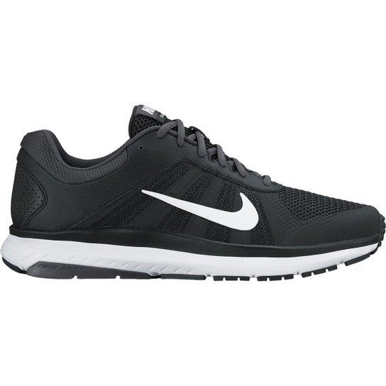 a9aff1a59c8 Tênis Nike Dart 12 MSL Masculino - Preto e Branco - Compre Agora ...