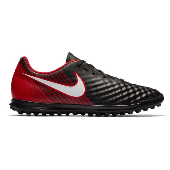 a994a75875 Chuteira Society Nike Magista Ola II TF - Preto+Branco