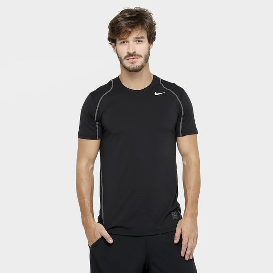 7d4d26a13126f Camiseta Nike Pro Cool Fitted Masculina - Compre Agora