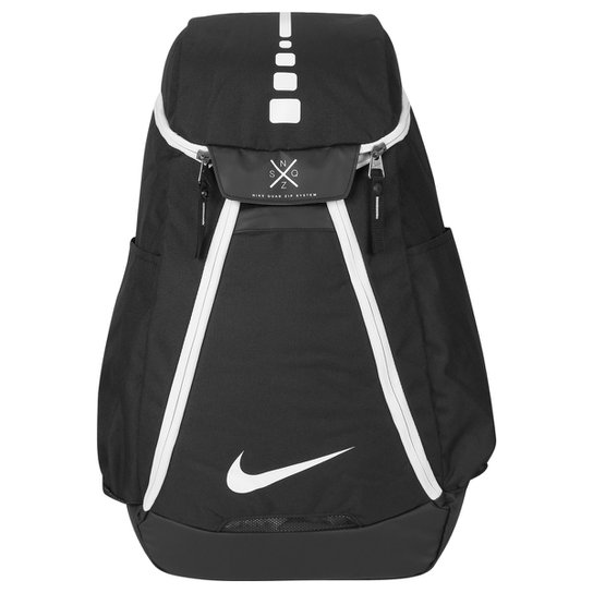 1e199556cf Mochila Nike Hoops Elite Max Air Team - Preto+Branco