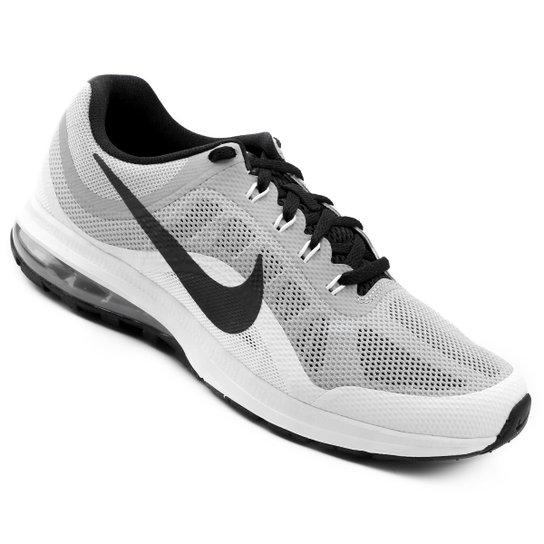 d51fd2317 Tênis Nike Air Max Dynasty 2 Masculino - Cinza+Branco