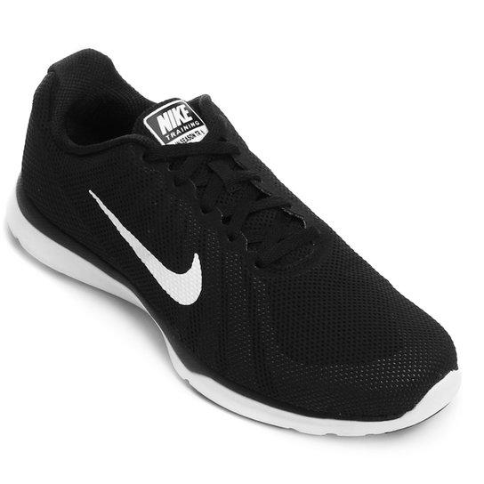 Tênis Nike In-Season TR 6 Feminino - Preto+Branco ... b3d8402e38