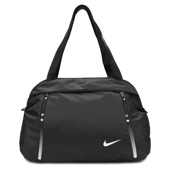 880f64156 Bolsa Nike Auralux Club Feminina - Preto+Branco