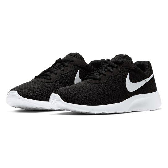 15abf18d78b Tênis Infantil Nike Tanjun Masculino - Preto e Branco - Compre Agora ...