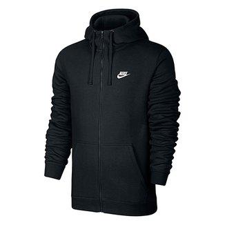 Moletom Nike Nsw Hoodie Fz Flc Club Masculino 9dc16731440