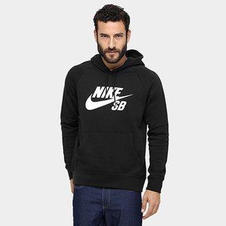 bf792a8430 Moletom Nike SB Icon Po Hoodie Masculino