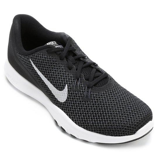 Tênis Nike Flex TR 7 Feminino - Preto e Branco - Compre Agora  6d461c523112f