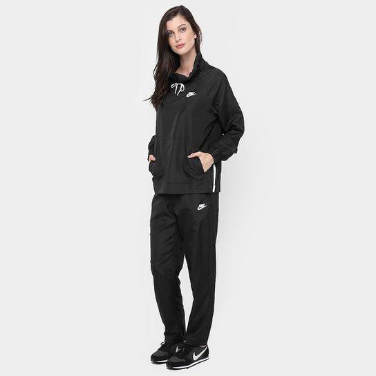 Agasalho Nike Wvn Oh c  Capuz Feminino - Compre Agora  33d95ba008c41