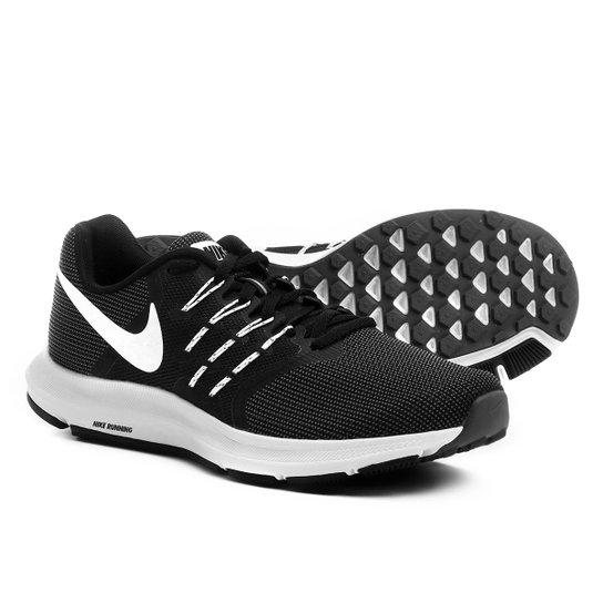 d5cbd230c Tênis Nike Run Swift Masculino - Preto e Branco - Compre Agora ...