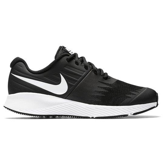 40c16b8e876 Tênis Infantil Nike Star Runner GS - Preto e Branco - Compre Agora ...