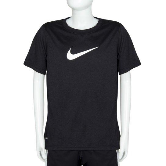 cf9ed7d5ce Camiseta Infantil Nike Dry Training - Compre Agora