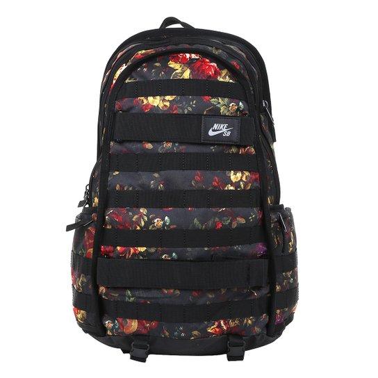 ea22e4e51 Mochila Nike SB RPM Backpack - Preto+Branco