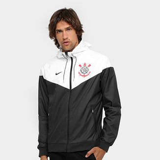 bfc54baef3 Compre Agasalho Nike Corinthians Sideline Cb Tam Gg Preto Online ...