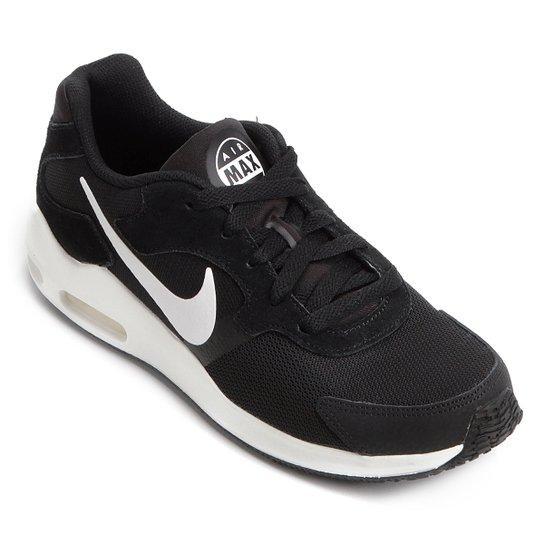 7253236840c Tênis Nike Wmns Air Max Guile Feminino - Preto e Branco - Compre ...