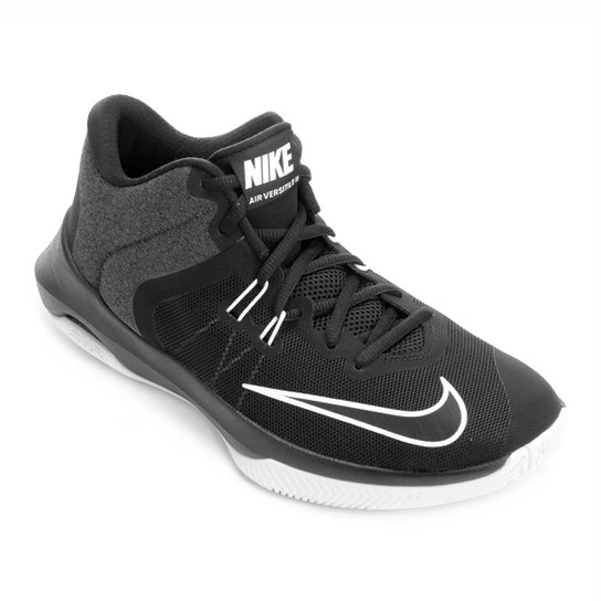 Tênis Nike Air Versitile II Masculino - Preto e Branco - Compre ... cd894b99f98