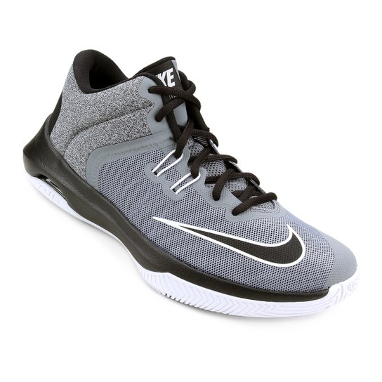 da3f6193f1 Tênis Nike Air Versitile II Masculino - Cinza e Branco